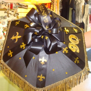 Old Town Praline New Orleans Saints Second Liner