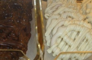 Old Town Praline - Chocolate Covered Pretzels