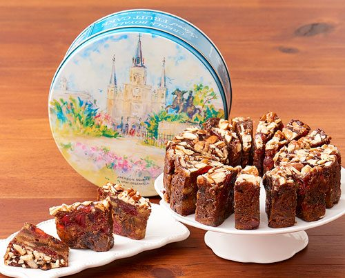 New Orleans Fruit Cake - Old Town Praline